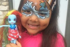 Photo #5: FACE PAINTING : )