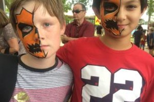 Photo #7: FACE PAINTING : )