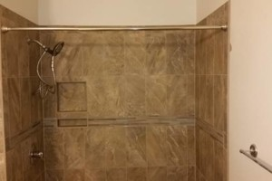 Photo #4: FLOORS!! SHOWERS!! QUALITY TILE INSTALLATION!!