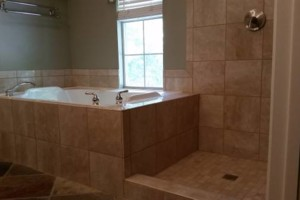 Photo #5: FLOORS!! SHOWERS!! QUALITY TILE INSTALLATION!!