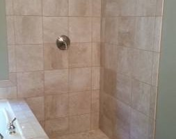 Photo #6: FLOORS!! SHOWERS!! QUALITY TILE INSTALLATION!!