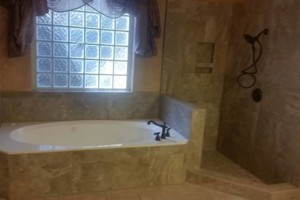 Photo #7: FLOORS!! SHOWERS!! QUALITY TILE INSTALLATION!!