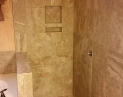 Photo #8: FLOORS!! SHOWERS!! QUALITY TILE INSTALLATION!!
