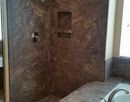 Photo #9: FLOORS!! SHOWERS!! QUALITY TILE INSTALLATION!!