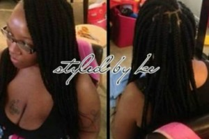 Photo #13: 70 box braids, 70 marley twist, 80 individuals ,90 faux locs!!