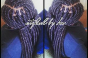 Photo #9: 70 box braids, 70 marley twist, 80 individuals ,90 faux locs!!