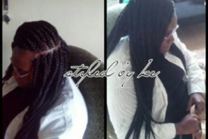 Photo #6: 70 box braids, 70 marley twist, 80 individuals ,90 faux locs!!