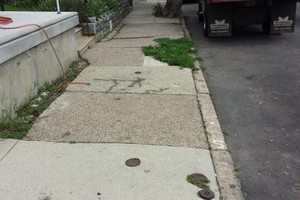 Photo #8: Concrete, Sidewalks, Patios, Steps...