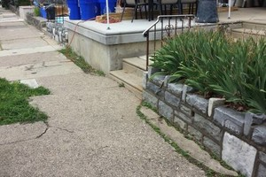 Photo #7: Concrete, Sidewalks, Patios, Steps...