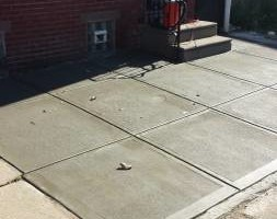Photo #3: Concrete, Sidewalks, Patios, Steps...