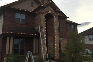 Photo #3: LIGHT UP YOUR CHRISTMAS