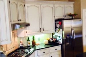Photo #1: Kitchen, Bath, Cabinet Refinish