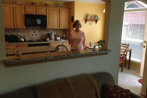 Photo #2: Southern Traditions Construction - kitchen and bath remodels, repairs and replacements
