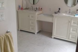 Photo #6: Southern Traditions Construction - kitchen and bath remodels, repairs and replacements
