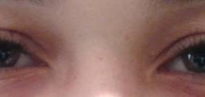 Photo #1: Individual lashes and FREE eyebrow fill in