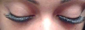 Photo #4: Individual lashes and FREE eyebrow fill in