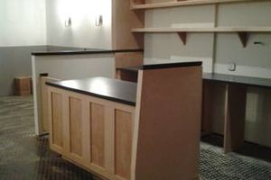 Photo #1: MILLWORK AND CABINETS MADE FOR HOME AND OFFICE
