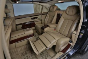 Photo #6: RENT A MAYBACH 62 W/ QUALITY CHAUFFEUR