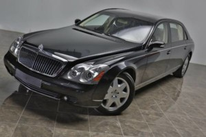 Photo #5: RENT A MAYBACH 62 W/ QUALITY CHAUFFEUR