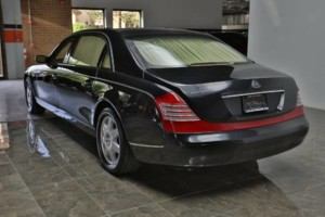 Photo #4: RENT A MAYBACH 62 W/ QUALITY CHAUFFEUR