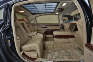 Photo #3: RENT A MAYBACH 62 W/ QUALITY CHAUFFEUR