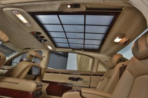 Photo #2: RENT A MAYBACH 62 W/ QUALITY CHAUFFEUR
