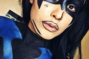 Photo #11: Halloween Makeup!