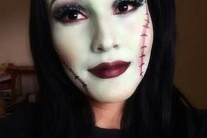 Photo #1: Halloween Makeup!