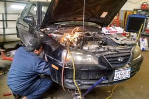 Photo #4: HIGH POINT AUTO SERVICE + FREE TIRE ROTATION & CHECK TIRE PRESSURE