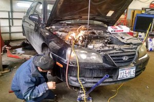 Photo #3: HIGH POINT AUTO SERVICE + FREE TIRE ROTATION & CHECK TIRE PRESSURE