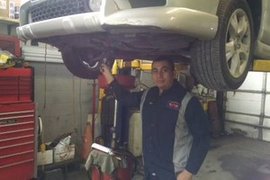 Photo #2: HIGH POINT AUTO SERVICE + FREE TIRE ROTATION & CHECK TIRE PRESSURE
