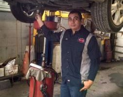 Photo #1: HIGH POINT AUTO SERVICE + FREE TIRE ROTATION & CHECK TIRE PRESSURE