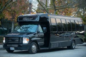 Photo #1: Party bus rental