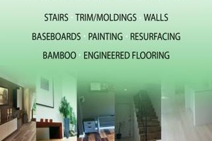 Photo #1: Professional Laminate Flooring - 2 Guys and Supplies
