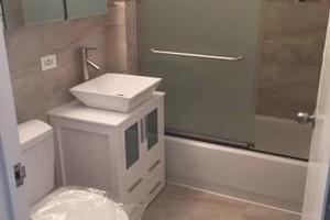 Photo #10: Bathroom & Kitchen profesional tile installation