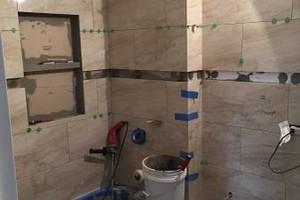 Photo #3: Bathroom & Kitchen profesional tile installation