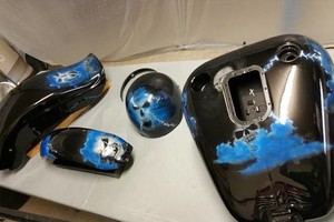 Photo #6: Affordable Custom Paint - From Mild to Wild