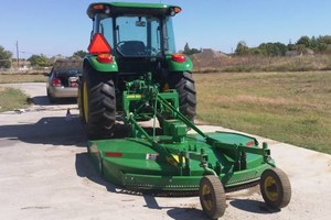 Photo #5: CARWASH AND MOBILE DETAIL SERVICE, JOHN DEERE TRACTOR