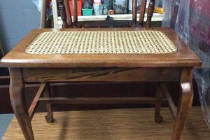 Photo #2: Furniture Repair, Refinishing & Restoration