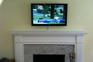 Photo #9: Mondo's TV, Media & Cabling Installation