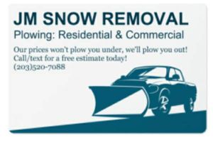 Photo #1: 2015-2016 Snow Removal, Snow Plowing. Residential & Commercial