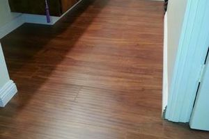Photo #4: WOOD FLOOR INSTALL - ANY TYPE - AFFORDABLE