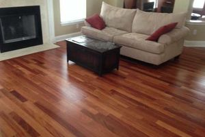 Photo #3: WOOD FLOOR INSTALL - ANY TYPE - AFFORDABLE
