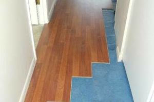 Photo #1: WOOD FLOOR INSTALL - ANY TYPE - AFFORDABLE