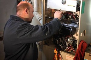 Photo #1: Furnace repair, boiler repair, hvac repair, no heat!
