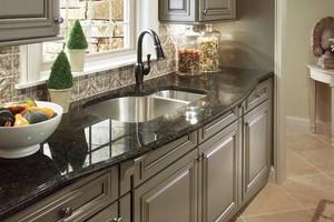 Photo #1: Free Estimates! Granite Countertops, give us a call!