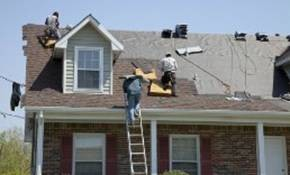 Photo #1: Chase roofing and tuck pointing