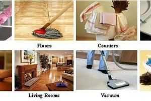Photo #1: Home Cleaning Services-You rest.