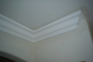 Photo #1: Finish Carpentry Crown Moulding