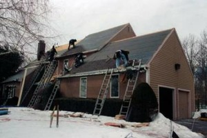 Photo #1: Flat Roof Specialist. All Seasons Roofing